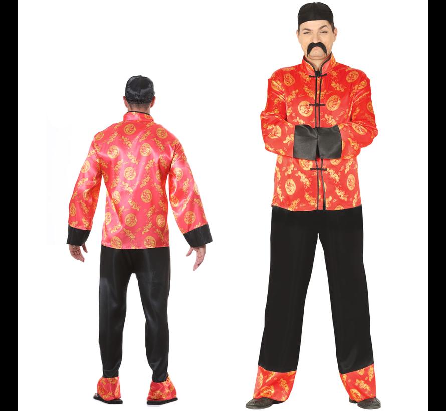 Chinees kostuum heren pak