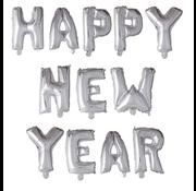 Folieballonnen happy new year
