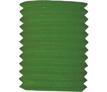 Harmonica lampion groen