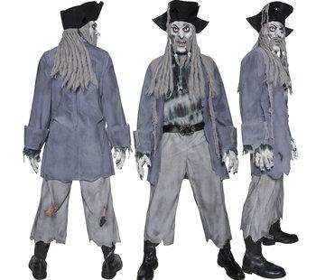 Luxe Zombie kostuum heren praat