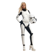 Star Wars Stormtrooper dames