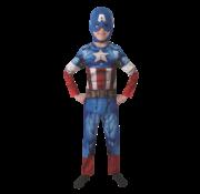 Captain America kostuum kind