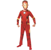Iron man kostuum kind