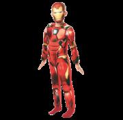 Iron man kostuum kind deluxe