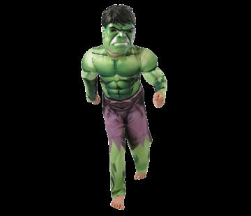 Hulk kostuum kind