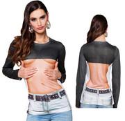 3D T shirt dames