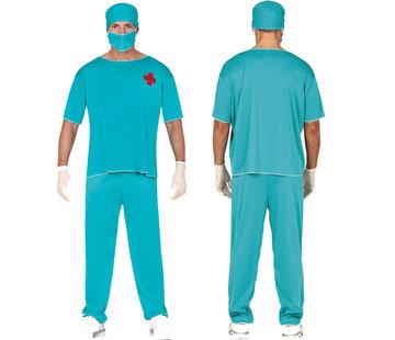 Chirurg kostuum carnaval