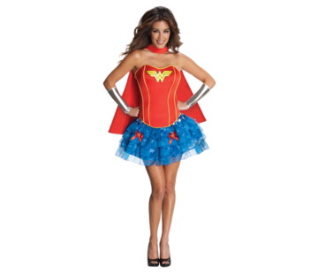Wonder Woman kostuum volwassenen