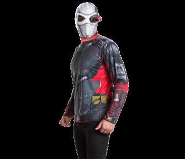 Deadshot kostuum volwassenen