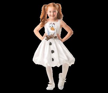 Olaf frozen jurk