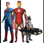 Superhelden pakken