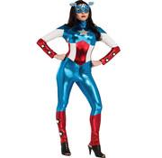 Captain America Dames