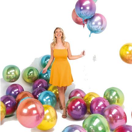 Orbz ballonnen bestellen online