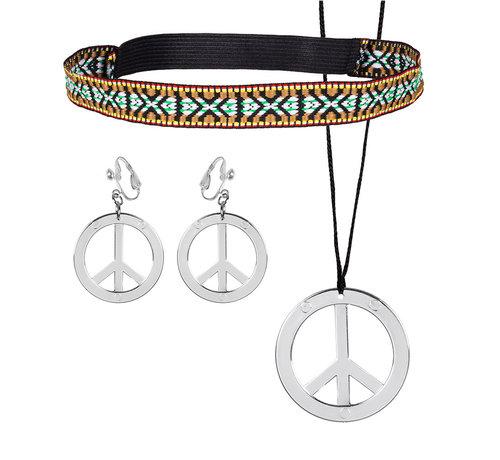 Hippie accessoires set bestellen
