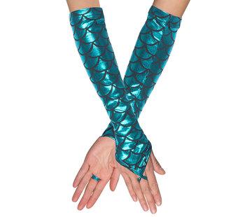 Zeemeermin handschoenen dames