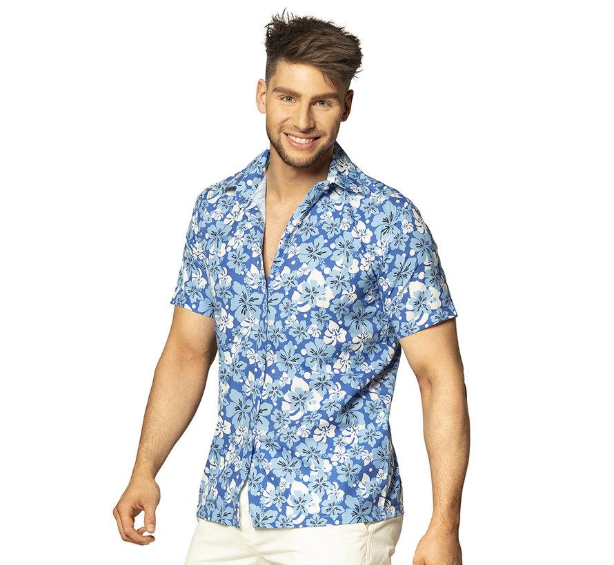 Hawaii shirt heren korte mouw
