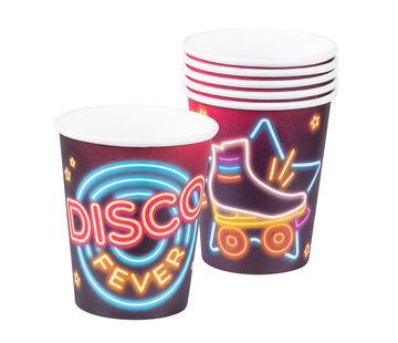 Papieren bekers Disco