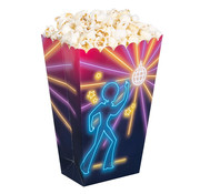 Kartonnen popcorn bak