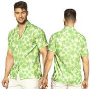 Hawaii overhemd groen