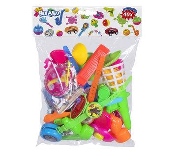 Speelgoed zak