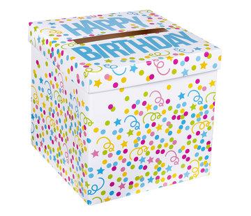 Moneybox Happy Birthday