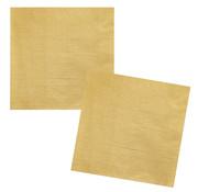 Papieren servetjes goud