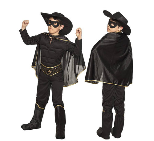 Bandieten kostuum voor kinderen