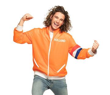 Oranje Trainingsjacks