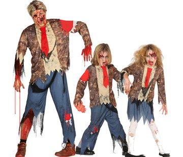 zombie kostuum heren