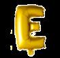 Folie ballon E goud