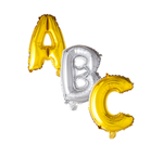 Letter ballonnen 41 cm