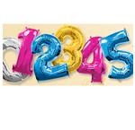 Cijfer ballonnen 41 cm