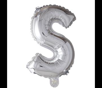 Letter ballonnen S
