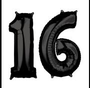 Folie cijfers 16