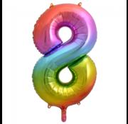 Cijfer Ballon 8
