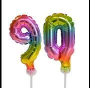 ballonnen cijfers 90