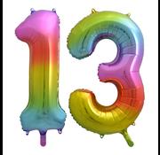 Cijfer Ballonnen 13