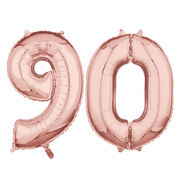 Rosé goud cijfer 90