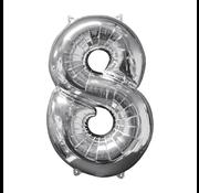 Ballon cijfer 8