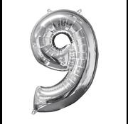Ballon cijfer 9