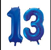 Folie ballonnen 13