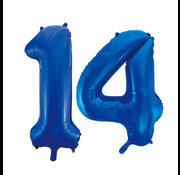 Folie ballonnen 14