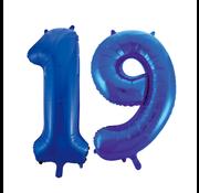 Folie ballonnen 19