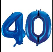 Folie ballonnen 40