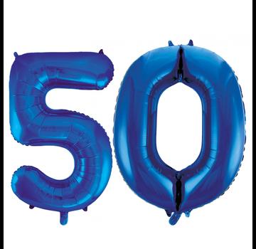 Folie ballonnen 50