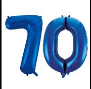 Folie ballonnen 70