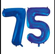 Folie ballonnen 75