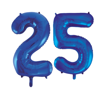 Folie ballonnen 25