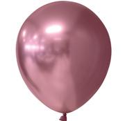 Chrome roze ballonnen