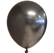 Chroom ballonnen antraciet